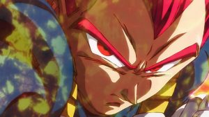 L'univers impitoyable de Dragon Ball Z : Broly, le super guerrier