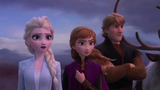 La Reine des neige 2 Disney
