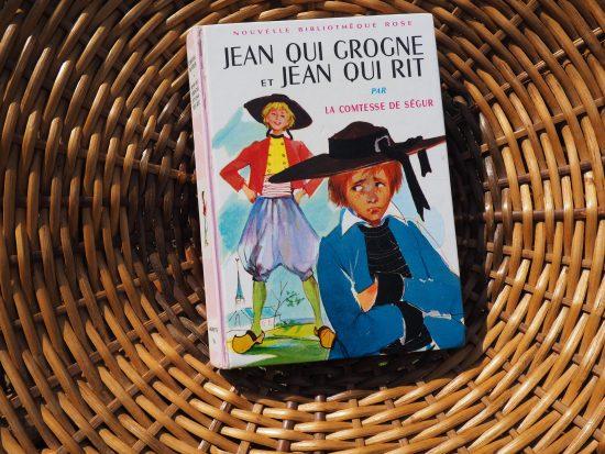 Jean qui grogne et Jean qui rit - Comtesse de Ségur