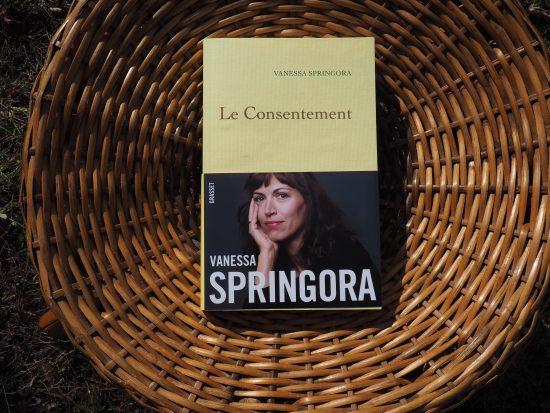 Le consentement - Vanessa Springora