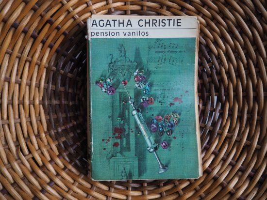 Pension Vanilos - Agatha Cjristie