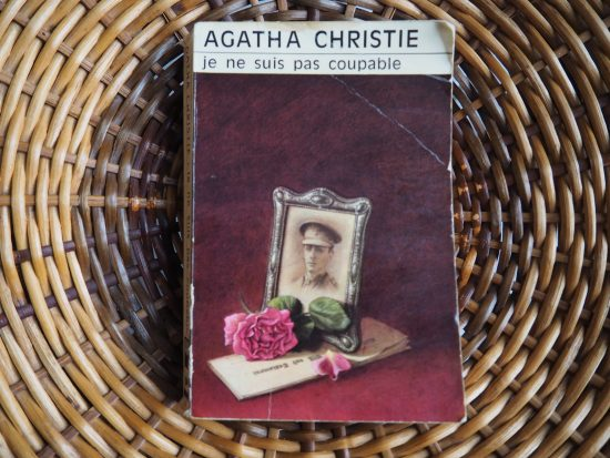 Je ne suis pas coupable - Agatha Christie
