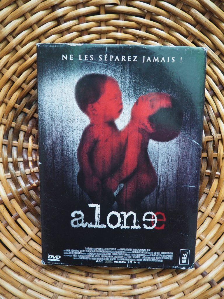 Alone affiche DVD