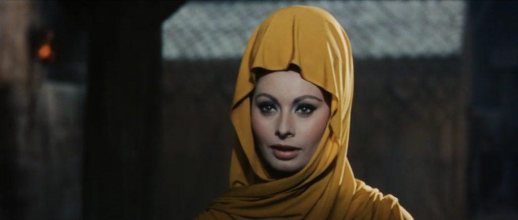 La Chute de l'Empire romain Sofia Loren
