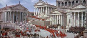 La Chute de l'Empire romain, la décadence d'un Empire