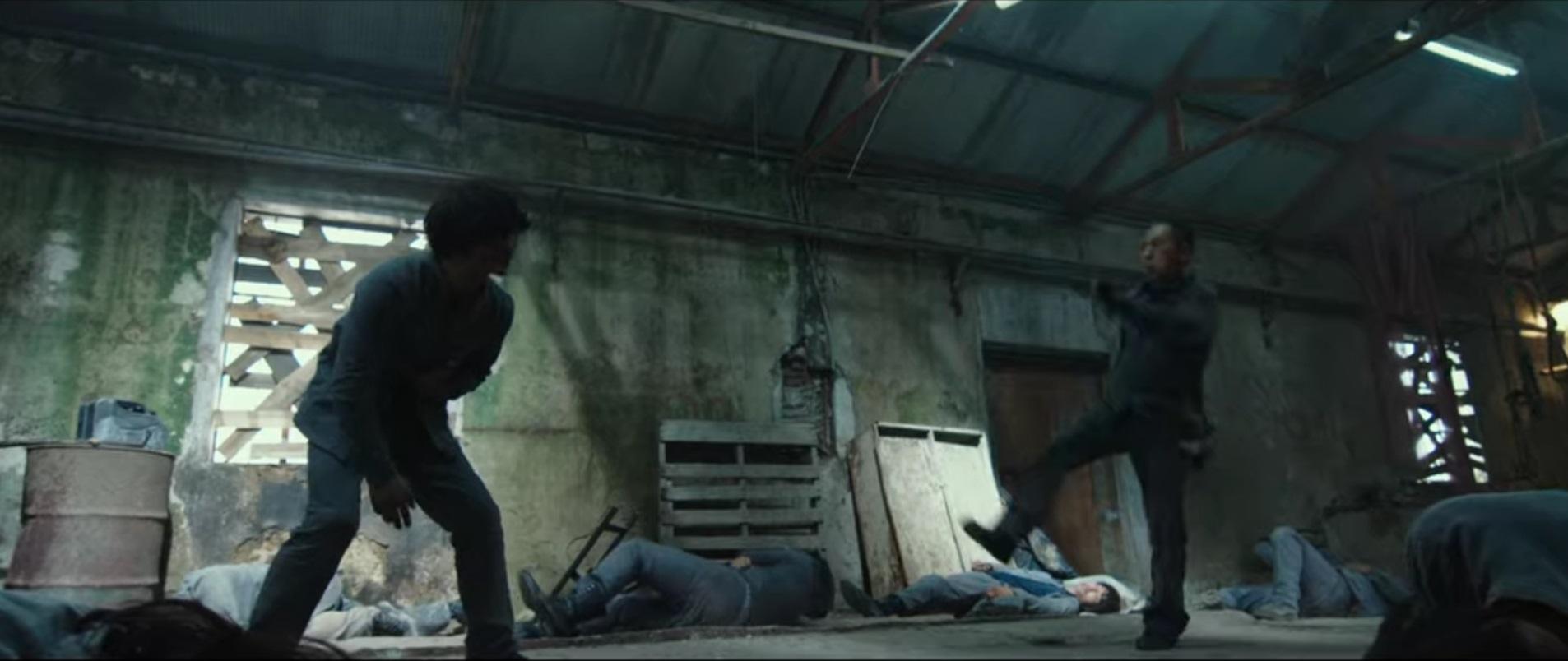 Revenger, l'île de la mort Bruce Khan