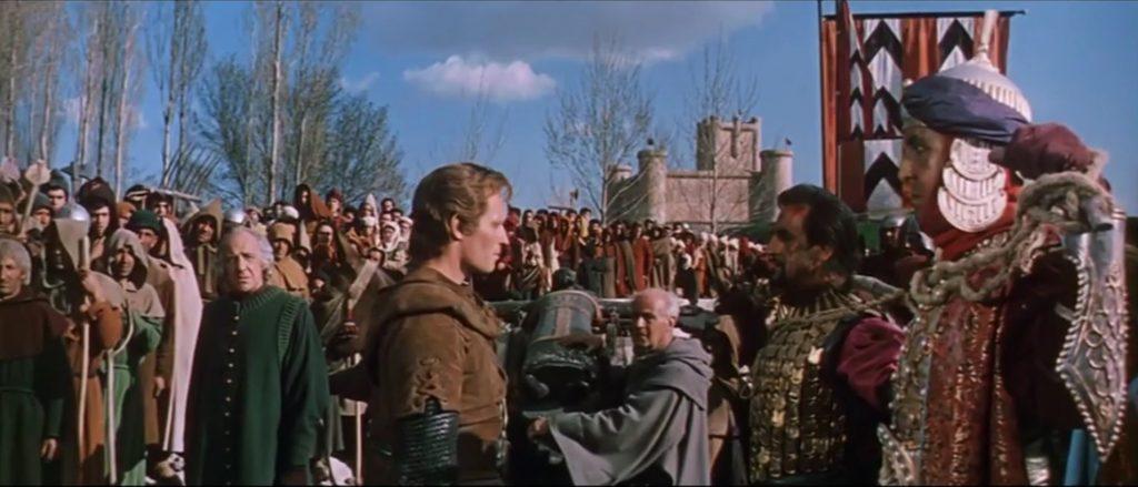 Le Cid Charlton Heston