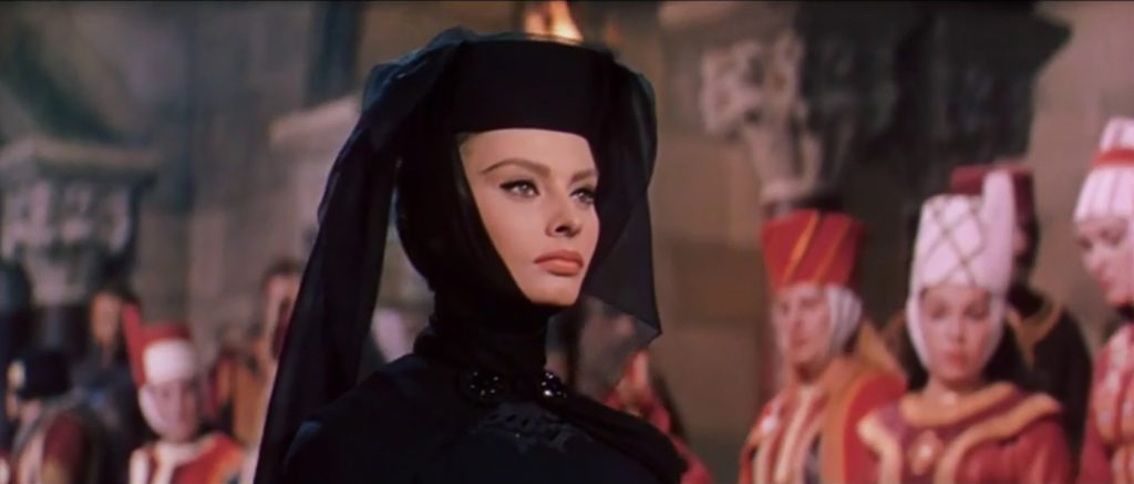 Le Cid Sophia Loren